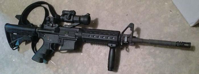 Item Gone! FS Bushmaster XM15-E2S (AR-15) | The Outdoors Trader