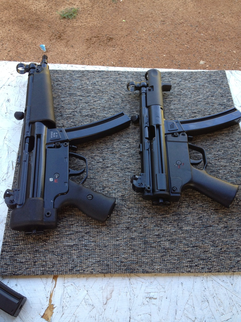 POF-5 vs  AA 89K MP5 Clones - A Novice Review | The Outdoors