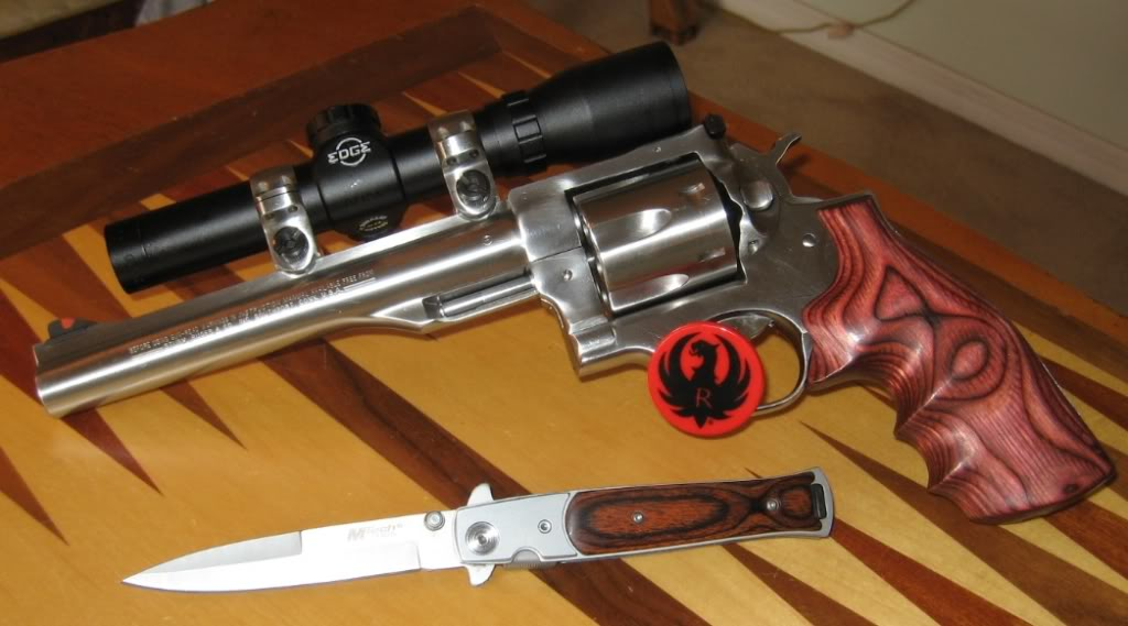 Sold 44 Magnum Ruger Redhawk The Outdoors Trader