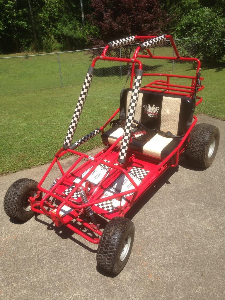 Yerf Dog 3203 off road Go-Kart For Sale or Trade | Trash Pile