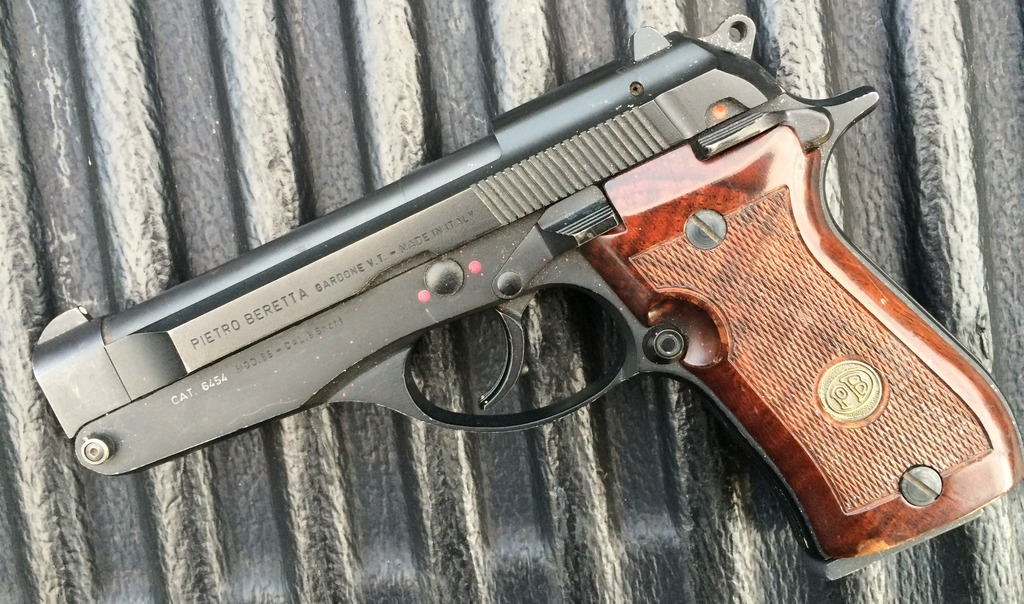 Beretta Model 86 Cheetah  380ACP Tip-Up Barrel Pistol 8+1