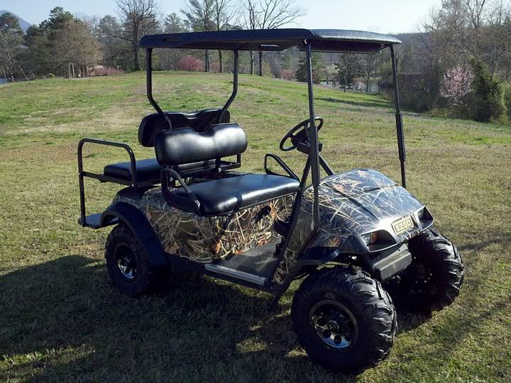 100+ Camouflage Golf Cart Wrap – yasminroohi