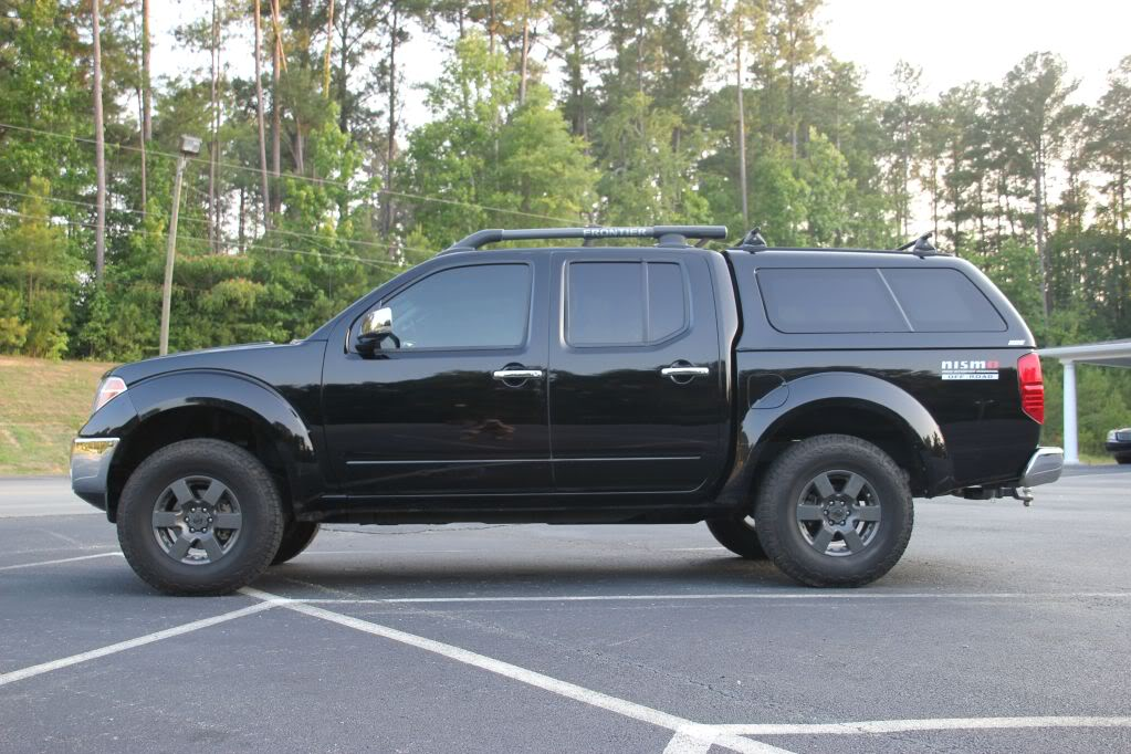 Fs 2007 Nissan Frontier Cc 4x4 Nismo The Outdoors Trader