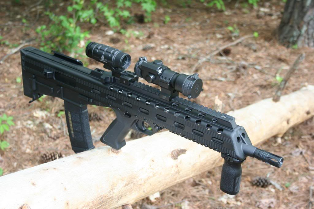 K Amp M Aerospace Bushmaster M17s The Outdoors Trader