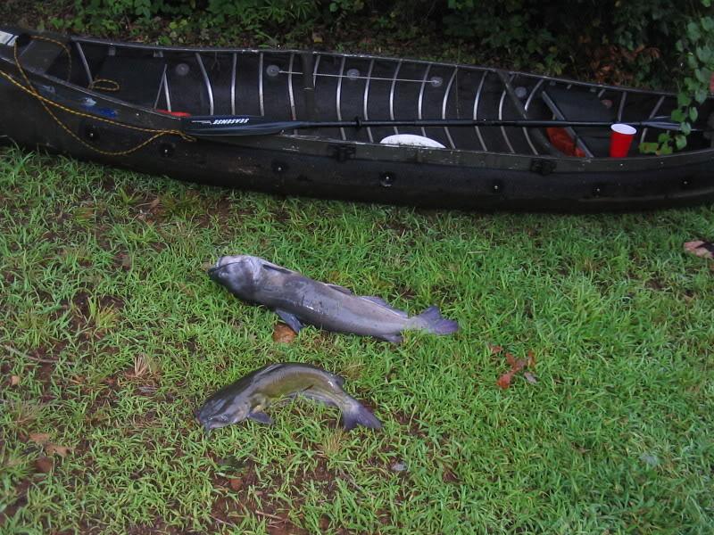 Sportspal Canoe Fishing