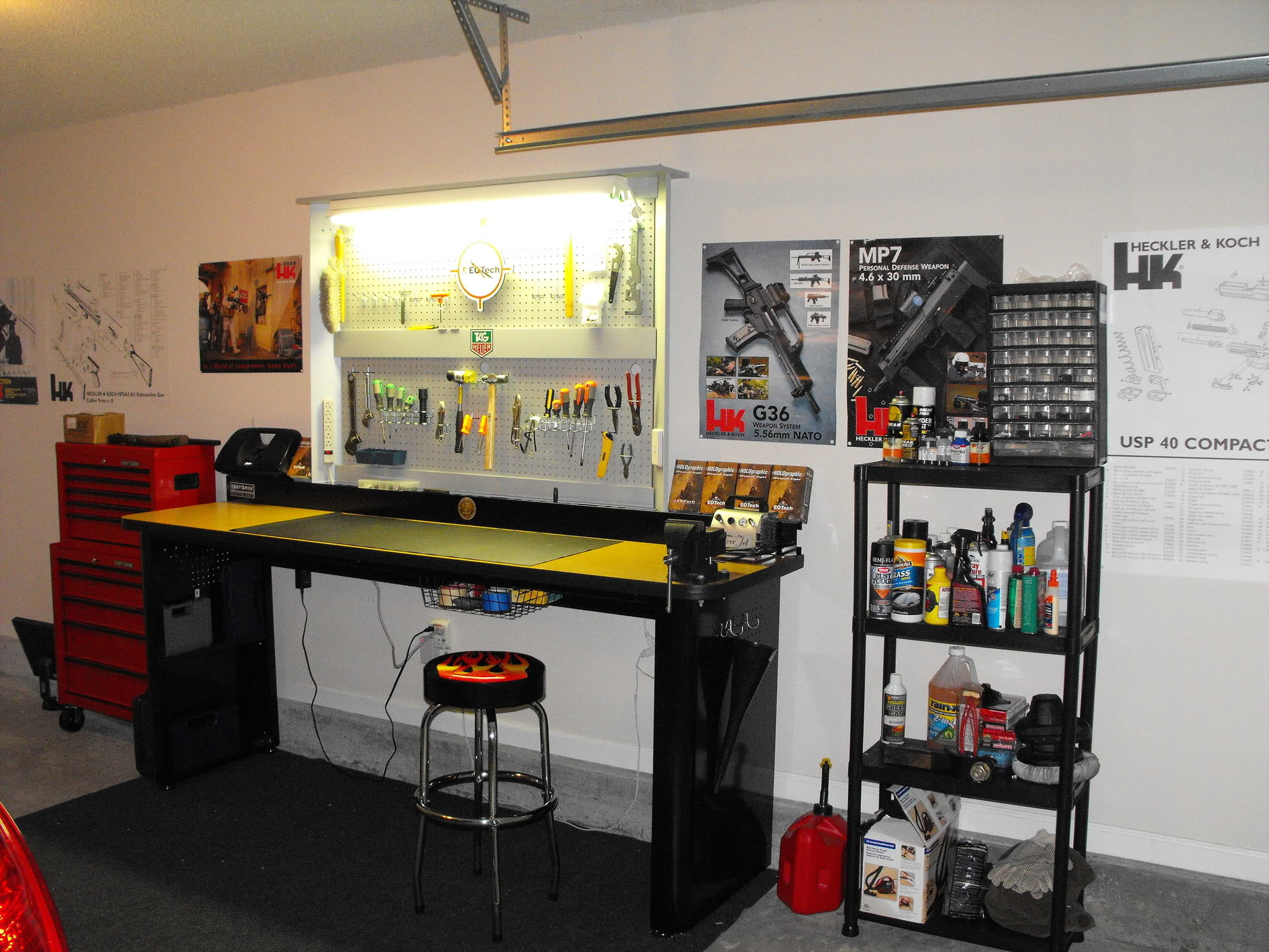 Man Cave Valdosta : Your gun room page the outdoors trader