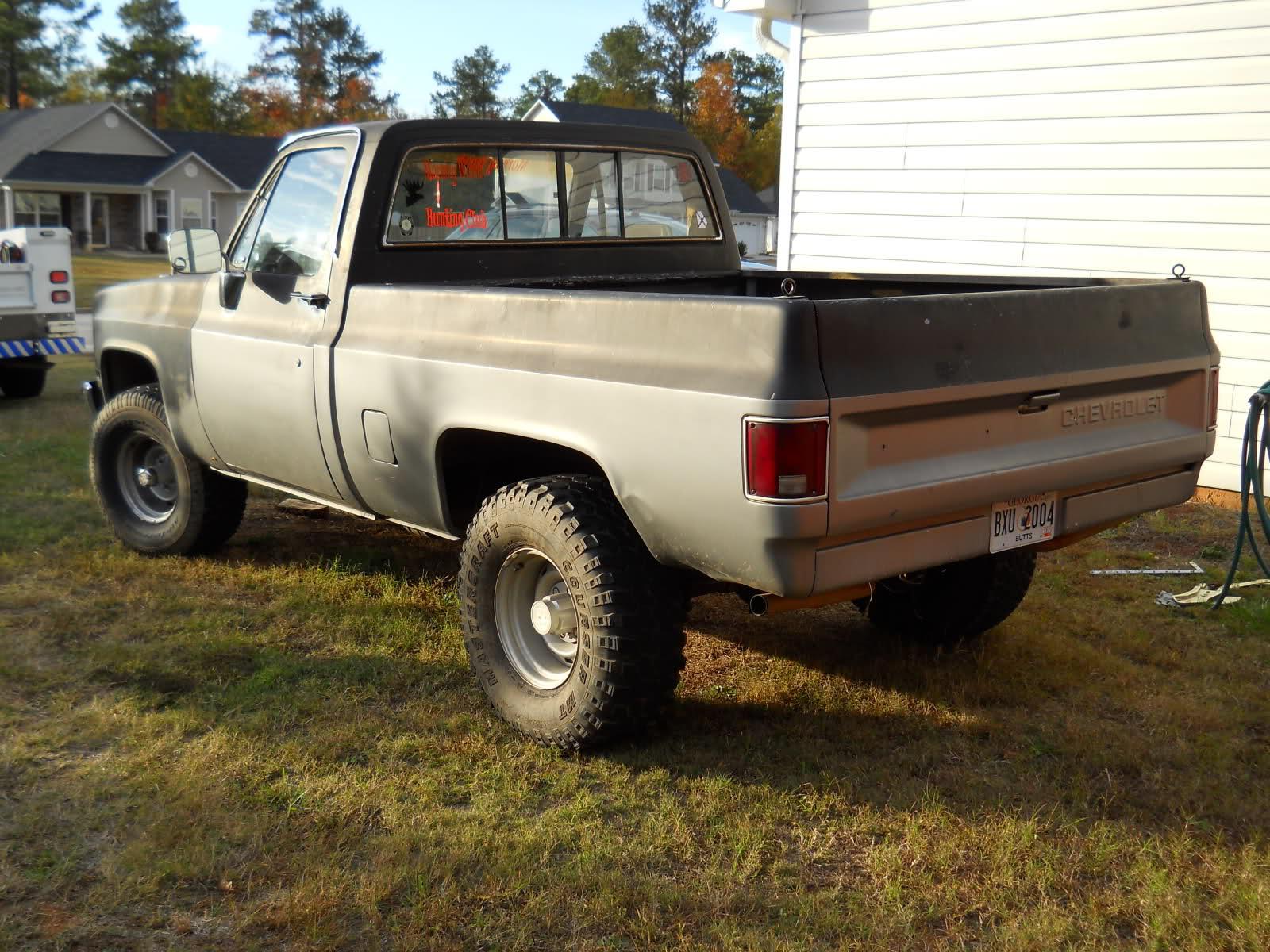 1984 chevy truck