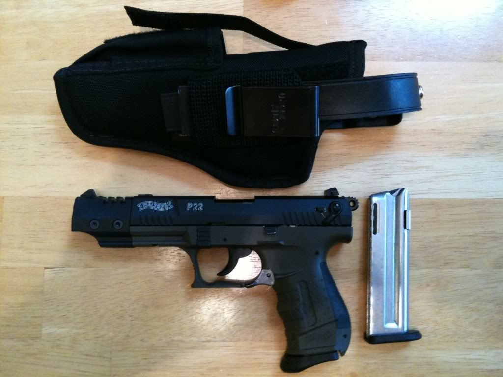 Walther P22 Target 5