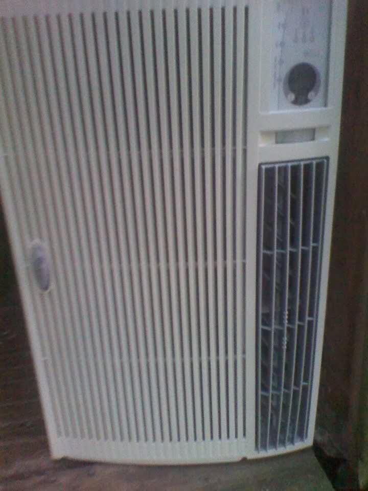 Fs whirlpool window ac unit w remote the outdoors trader for 110v ac window unit