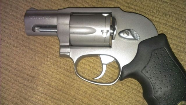 Item Gone! FT Taurus CIA 650 Hammerless  357 Revolver   The Outdoors