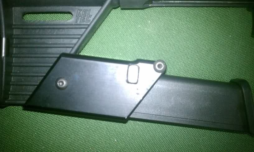 Sub 2000 Spare Magazine Holder FSFT KelTec Sub41 Spare Mag Holder The Outdoors Trader 3