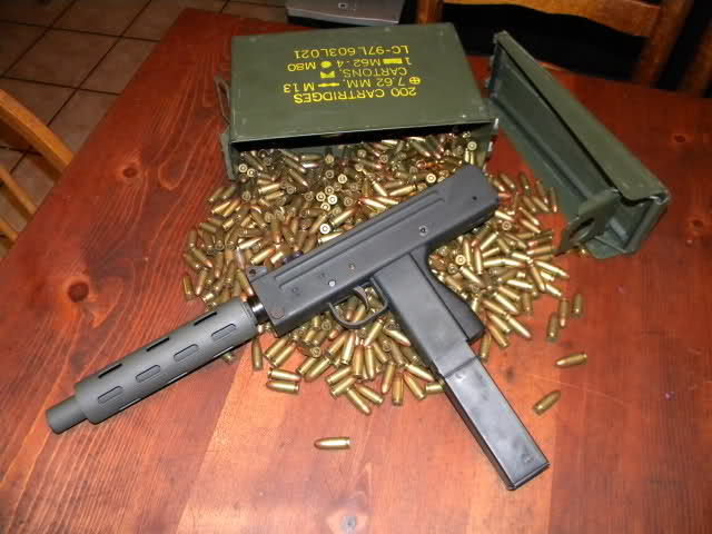 9mm SMG Ammo / MAC 11 | The Outdoors Trader