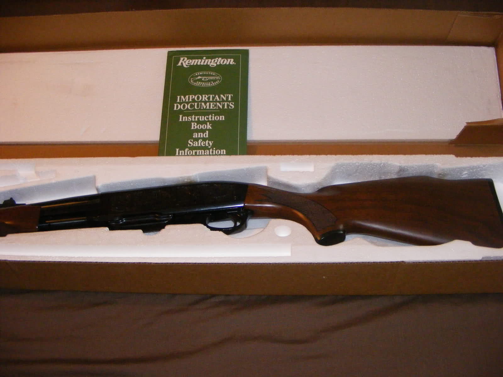 dating remington 7600 Remington 870, 700, 1100 serial/barrel number lookup remington serial/barrel number lookup enables you to check when your remington firearm was manufactured now you can do this automatically using rem870com remington serial/barrel.