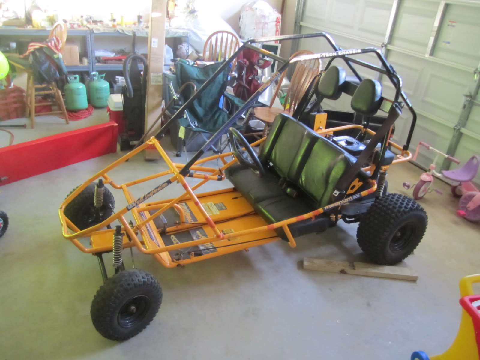 Manco 169cc go cart $450 obo***PICS ADDED*** | The Outdoors Trader