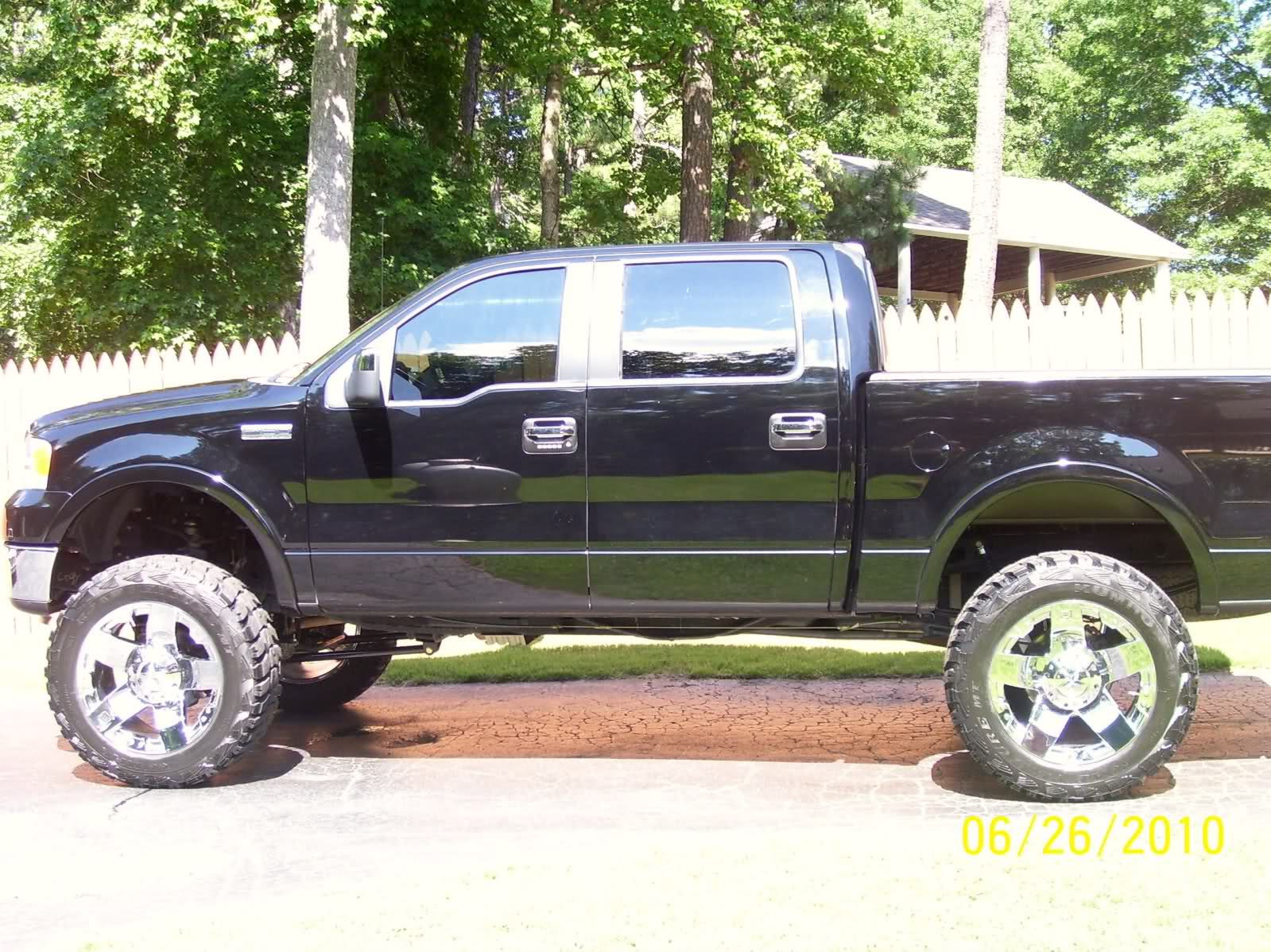 Ford ford 2006 f150 : 2006 Ford f150 Larait 4wd | The Outdoors Trader