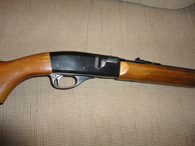 how to clean a remington 552 speedmaster