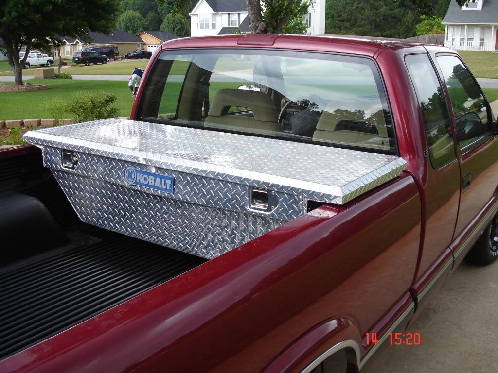 Small Truck Tool Box >> F S Kobalt Small Truck Tool Box Single Lid Newnan The