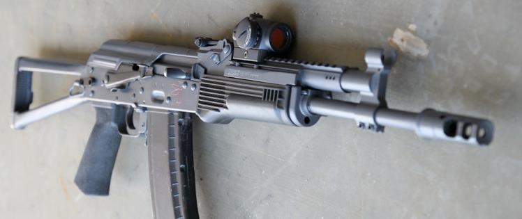 Item Gone! FS *** Ultimak AK Gas Tube Rail Scope Cowitness
