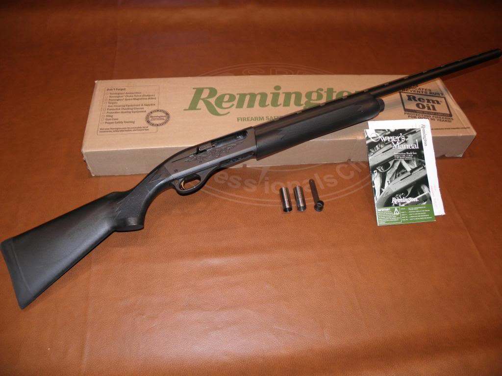 Item Gone! FT Remington 1100 12 gauge with synthetic stock