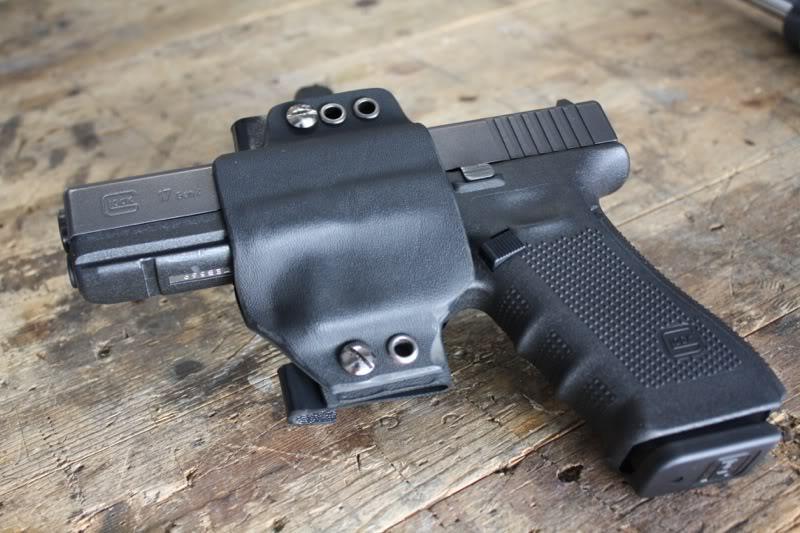 Item Gone! FS Minimalist IWB Kydex Holster for the Glock 9