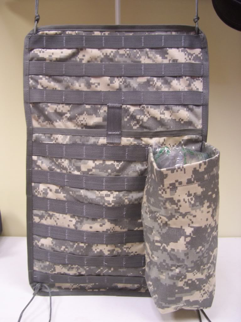 FS MOLLE II Vehicle Panel (MVP) | The Outdoors Trader