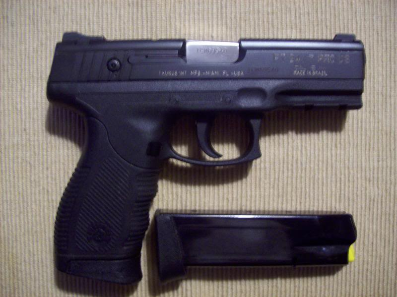 FS Taurus PT 24/7 PRO DS 9mm w/Viridian Laser | The Outdoors