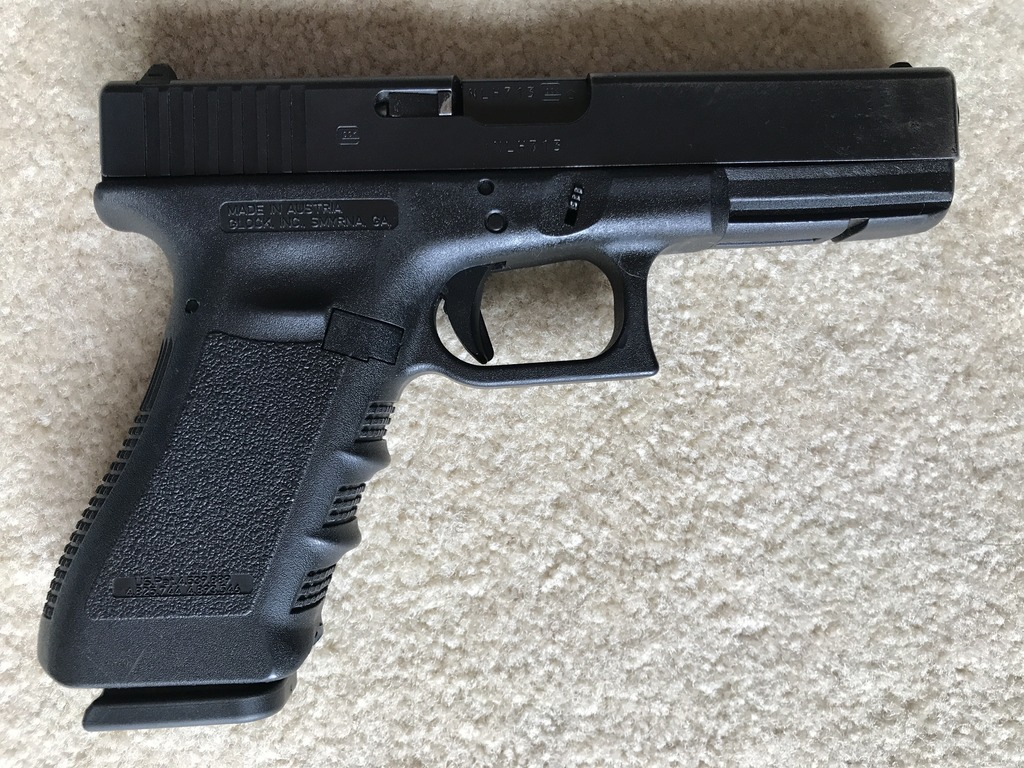 Glock 17 Gen3 For Sale Trash Pile Classifieds The Outdoors Trader