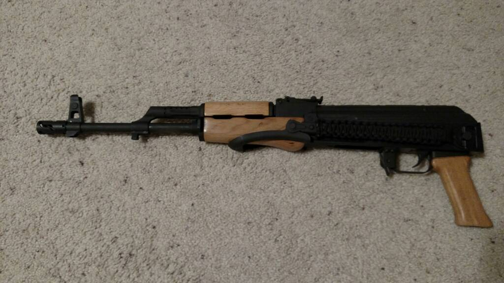 Hungarian AK63D Underfolder AK-47 For Sale or Trade   Old