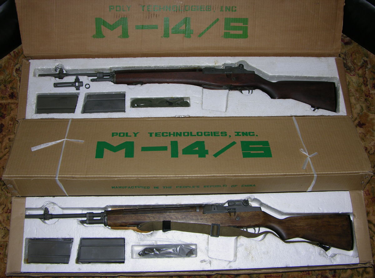 Chinese M14 | The Outdoors Trader