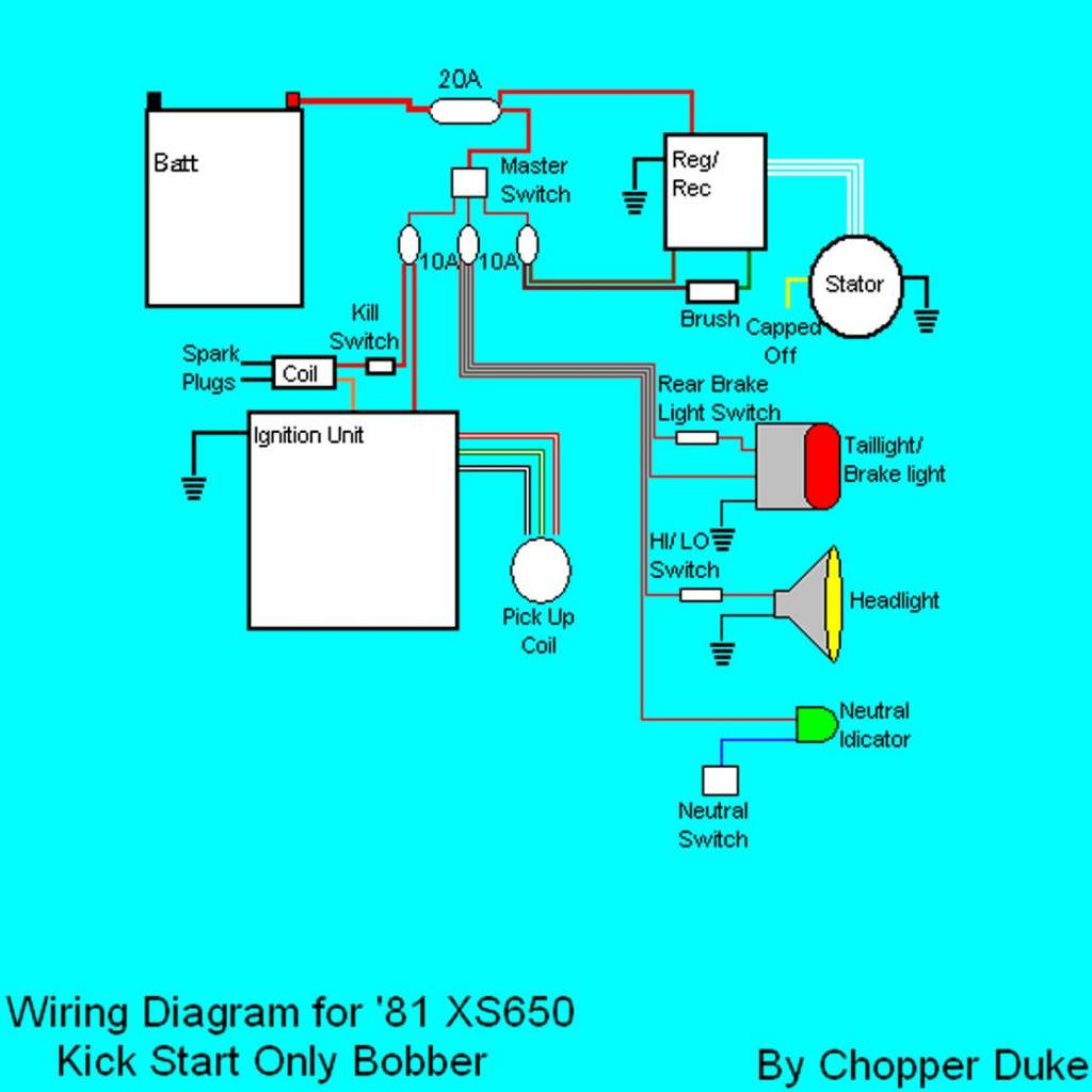 harley wiring diagram simplified chopper wiring diagram