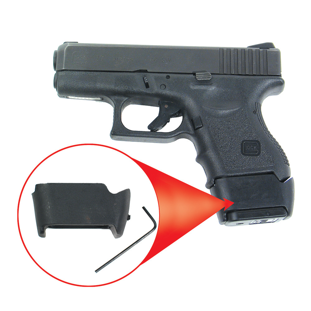 Six Magazine Sleeves for Glocks (G17/22 to G19/G23) For ...