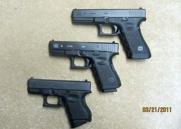 GLOCK 26 OR 43? | The Outdoors Trader