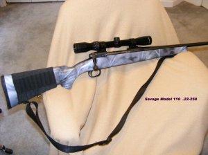 Savage 10/110 thru 16/116 series rifles | The Outdoors Trader