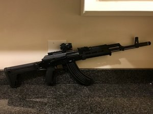 BNIB PSAK-47 GB2 (non-blem) with Magpul/other upgrades For