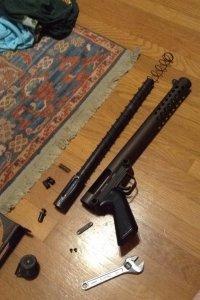 Rare Cobray Terminator - Part Fabrication Needed | The
