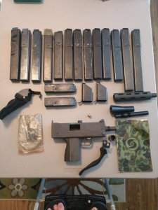 MAC 10 OPEN BOLT 45 acp For Sale or Trade | Old Ads