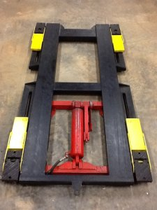 Sold Snap On Mid Rise Automotive Scissor Lift The