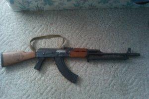 SPM Serbian Marked 1982 M72 RPK, Original Barrel, Matching