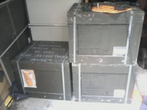WTS: Four (4) 32 cu inch 4 cylinder horizontally opposed air