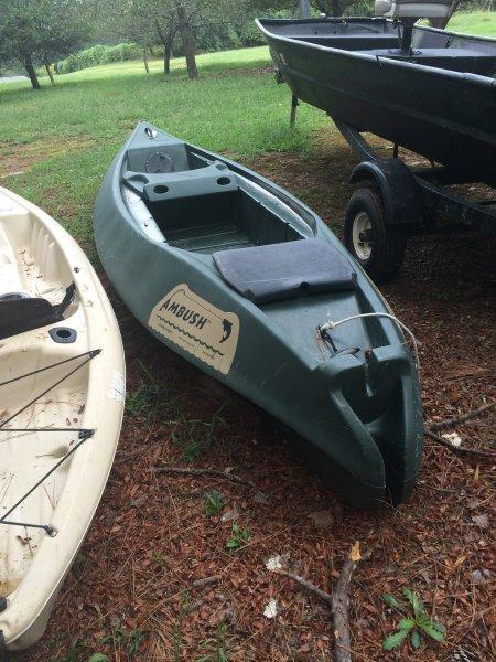 FS/FT Ocean Kayak Ambush   The Outdoors Trader