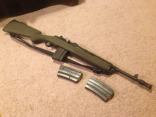 Ruger mini 14 tactical stock - Lookup BeforeBuying