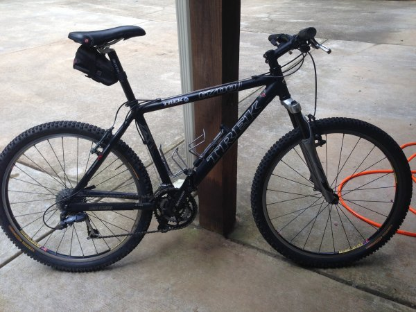 1c79f7bf141 Item Gone! FS/FT Trek 6700 Hard Tail Mountain Bike | The Outdoors Trader